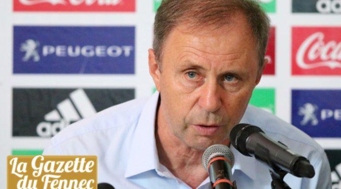 FAF-Rajevac : possible résiliation de contrat ce mardi matin !