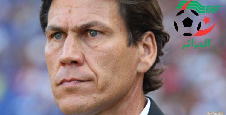 EN : Rudi Garcia prochain sélectionneur des Verts ?