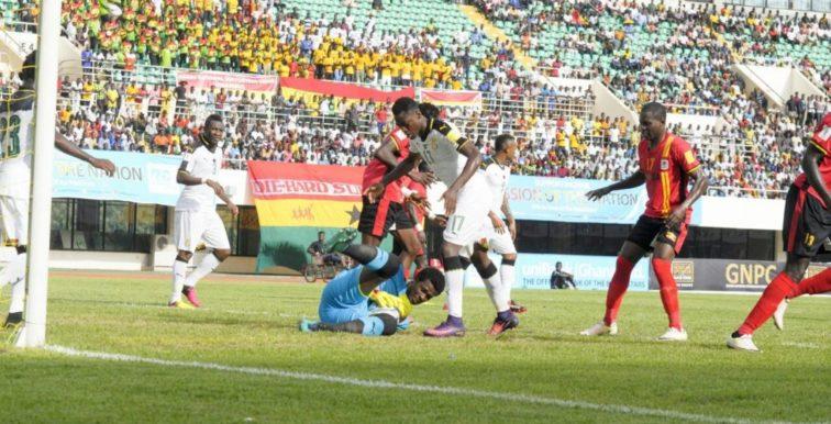 CM 2018 – Afrique : le Ghana tenu en échec par l'Ouganda (0-0)
