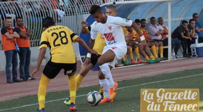 Ligue 1 : Le MCO rejoint provisoirement l'USMA en tête