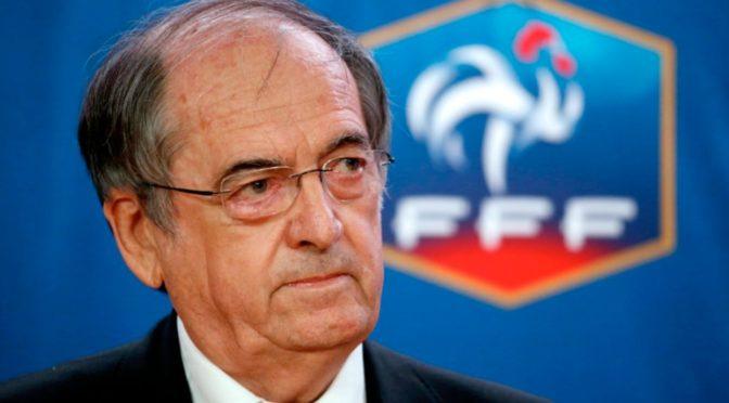 Le Graët insiste pour un match Algérie-France à Alger !