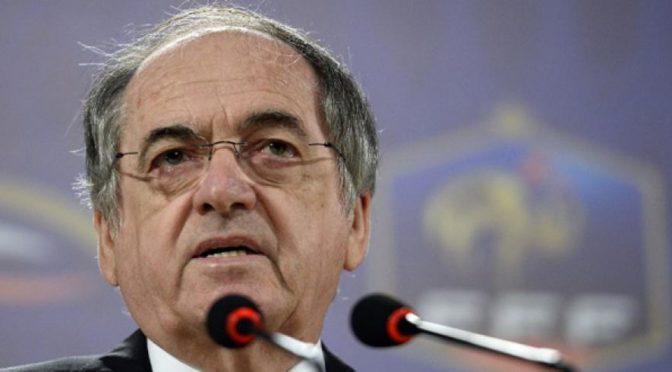 Noel Le Graet : «Algérie – France le plus rapidement possible ! «