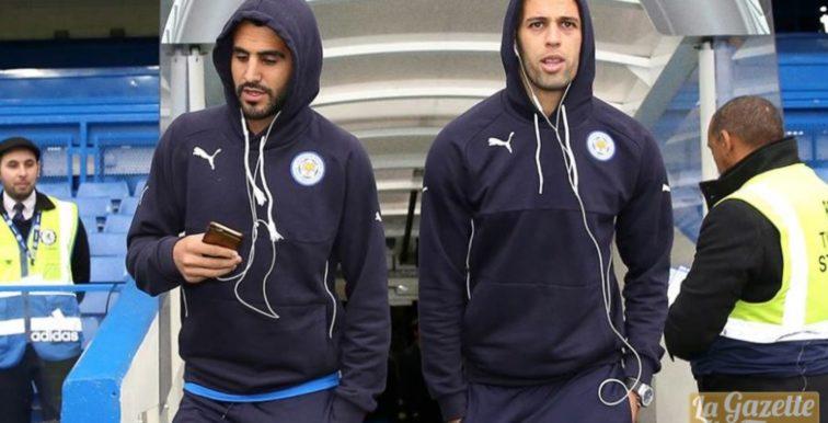 PL: Slimani et Mahrez laissés sur le banc face à Chelsea !