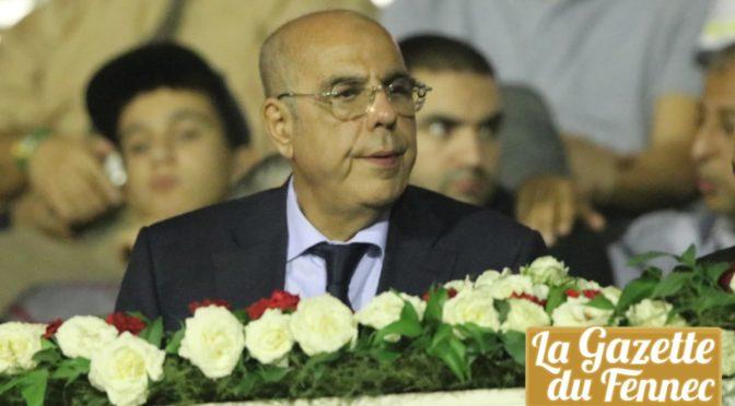 CAF : Raouraoua candidat au comité exécutif
