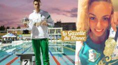 Natation : Sahnoune et Melih propulsent l'Algérie à la 2ème place aux Championnats d'Afrique 2016 !