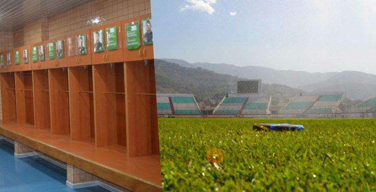 EN : les Verts de retour au stade Mustapha Tchaker ?