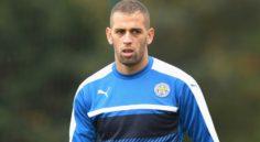 Leicester City : Slimani forfait face à Arsenal ce mercredi