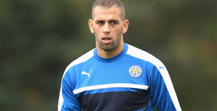 Leicester : Slimani absent face à Tottenham (1-1)