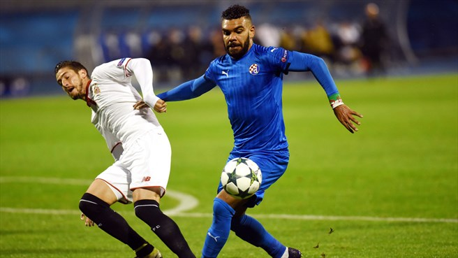 Dinamo Zagreb : Soudani s'en sort bien !