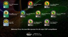 Compétitions clubs 2017: Tirage au sort le 21 décembre au Caire