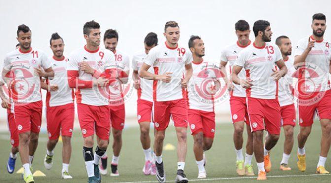Mondial 2018 (Groupe B) : les Tunisiens dimanche à Alger