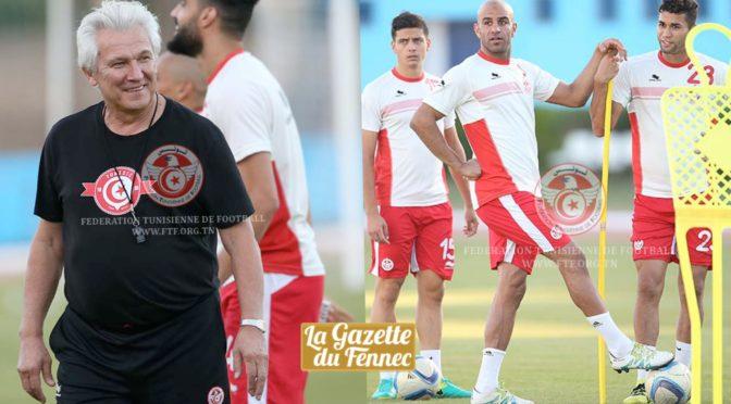 CAN 2017 : la liste des 23 de la Tunisie avec Abdennour et Msakni