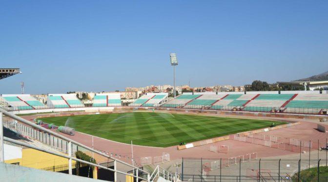 EN : les Verts joueront finalement au Stade Tchaker de Blida !