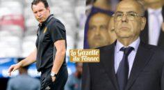 EN : Wilmots réclame 100 000 € par mois, Raouraoua dit non !