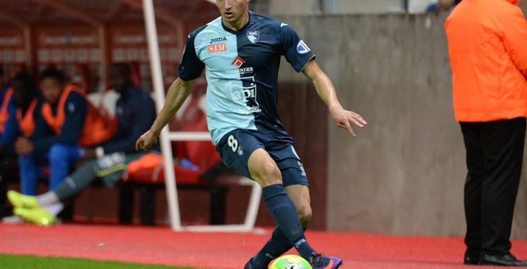 Le Havre :  Ferhat élu joueur du mois de novembre !