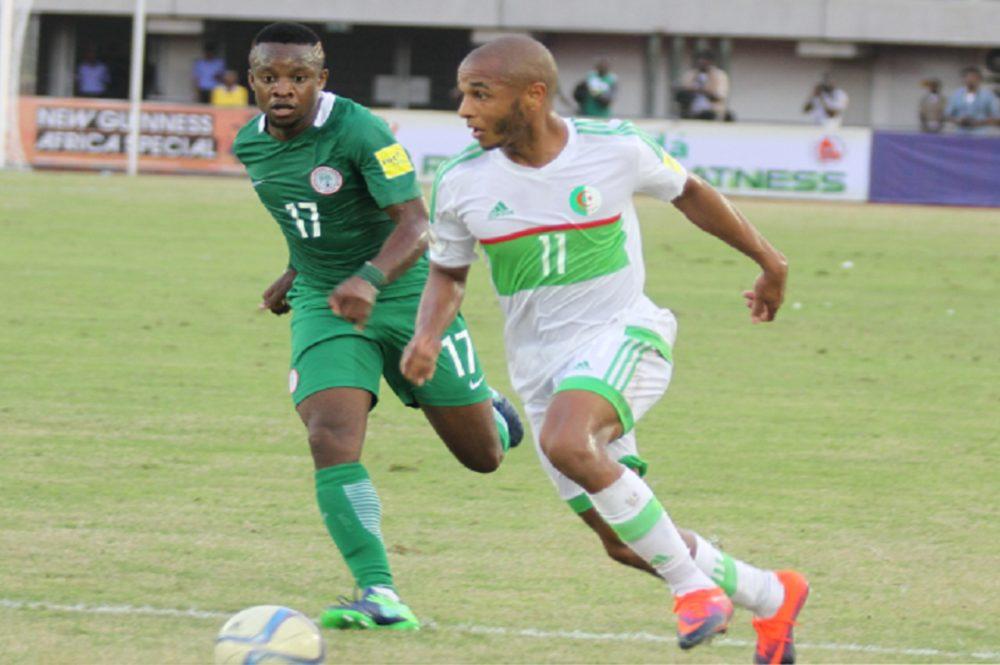 ?Nigéria – Algérie (3-1) : le mondial russe s'éloigne pour les Verts !
