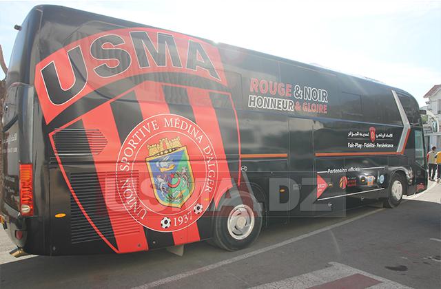 Bus USMA