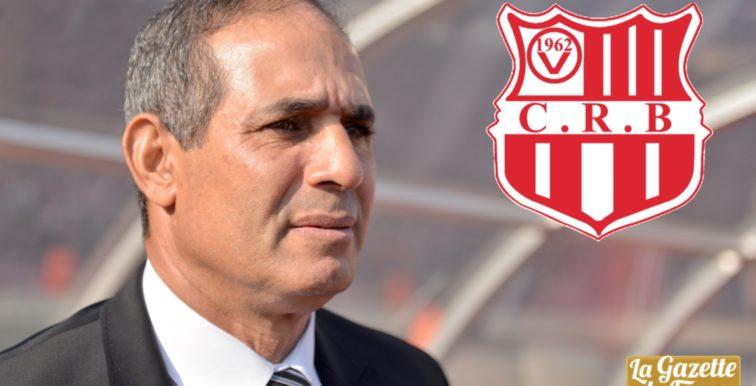 CRB : le Marocain Badou Zaki nouveau coach !