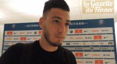 Ramy Bensebaini : » Je veux vite revenir en équipe nationale ! «