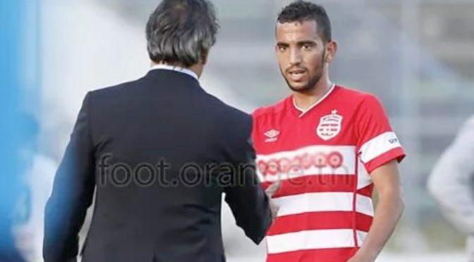 Tunisie : Chenihi recule à la 2e place au classement des buteurs