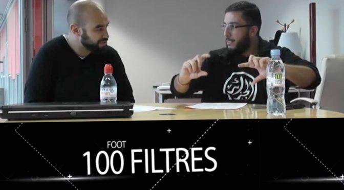 – Nouveauté – Emission Web : Le football algérien «100 Filtres» sur vos écrans !