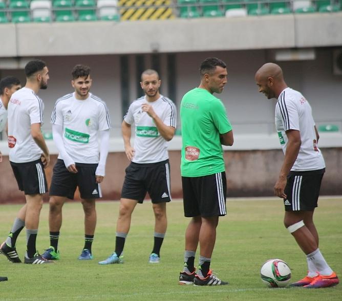entrainement-des-verts-a-uyo-veille-de-match-nigeria