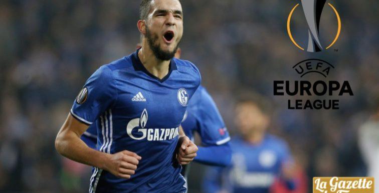 Europa League : Bentaleb et Schalke qualifiés