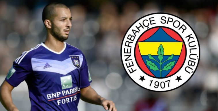 Mercato : Fenerbahçe piste Sofiane Hanni