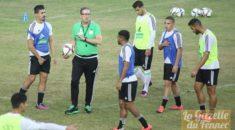 Leekens : « Notre réussite à la CAN passera par une très bonne préparation »