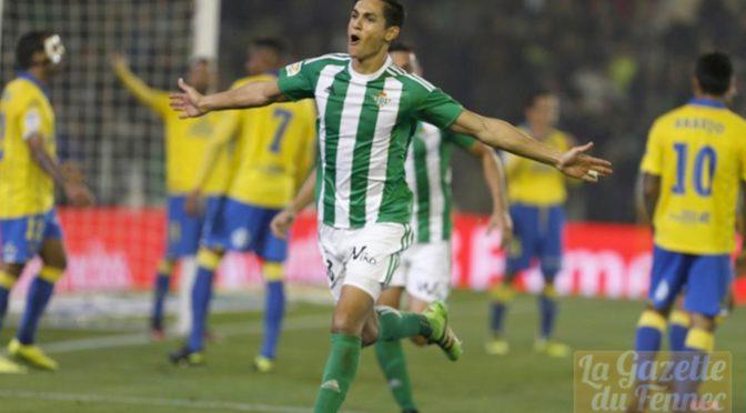 Real Bétis: Premier but de Mandi en Espagne