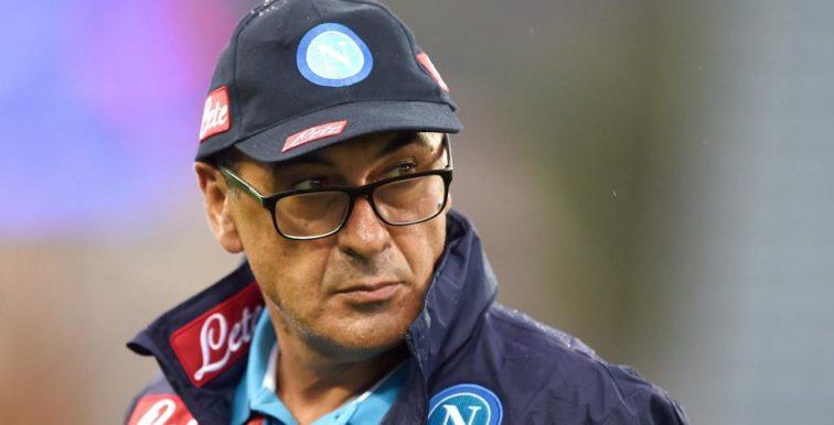 Sarri (Naples) : « Ounas n'est pas Cristiano Ronaldo »