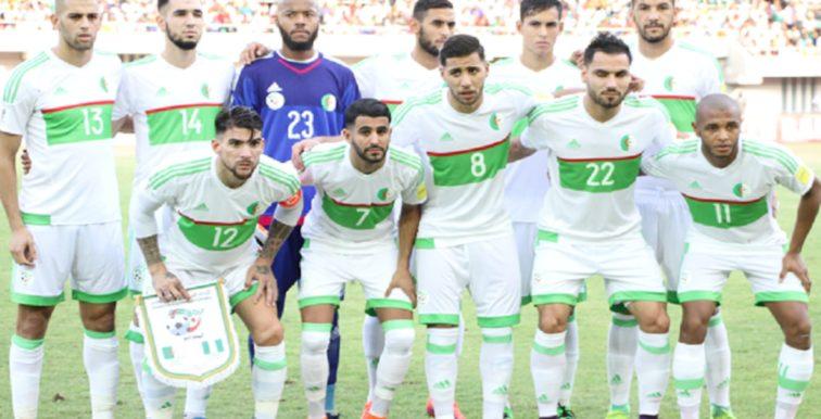 Algérie – Guinée : l'EN jouera en blanc, le Sily en jaune