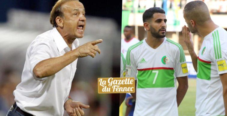 Rohr : «Comme avec Mahrez, pas de plan anti-Messi»