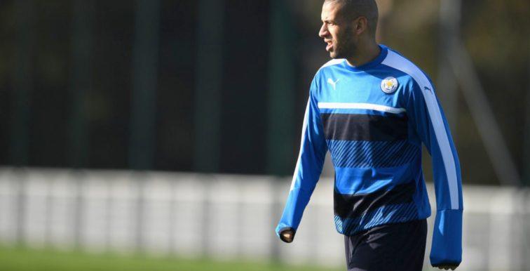 Leicester : Slimani forfait en Cup ce samedi