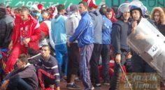 Ligue 1 : violences à Béjaia, 21 blessés après des échauffourées entre supporters