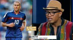 El-Hadji Diouf : «Si Zidane avait joué pour l'Algérie, aurait-il été le même Zidane ?»