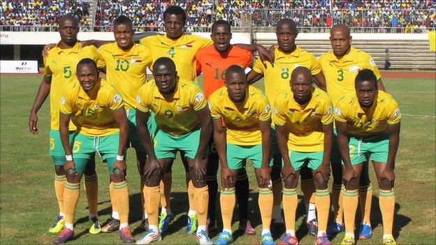 Le Zimbabwe sollicite le Maroc pour un match amical