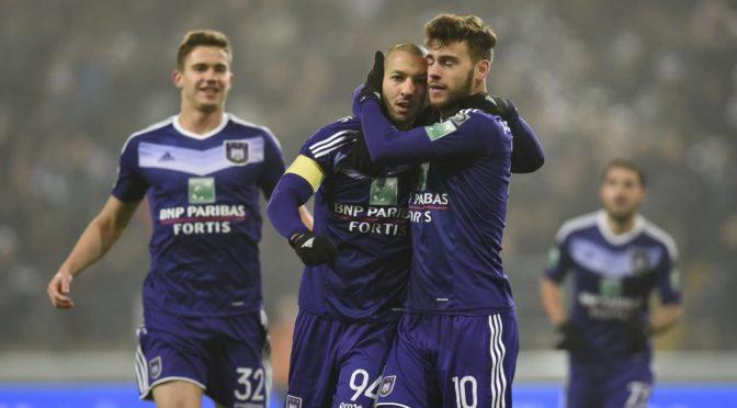 Jupiler League: Hanni claque un doublé, Belfodil buteur, Saadi et Ouali prennent une valise !