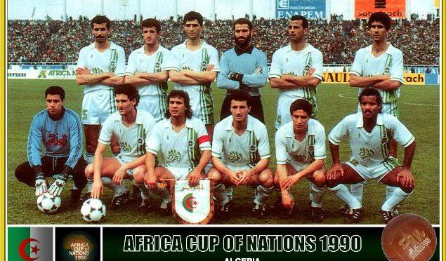 FAF : hommage aux Champions d'Afrique 1990 à Sidi Moussa