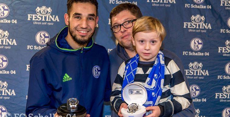 Bentaleb élu joueur du mois d'octobre par les dans de schalke