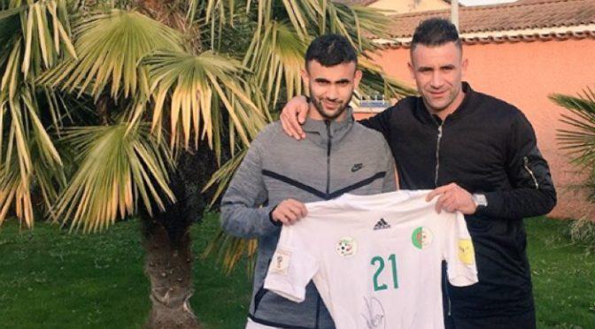 Abdelkader Ghezzal annonce la fin de sa carrière !