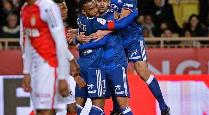 Ligue 1 : Ghezzal doublement décisif face à l'ogre monégasque !
