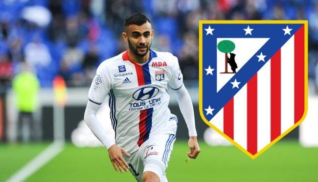 Transfert : Rachid Ghezzal intéresse l'Atlético Madrid