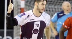 Handball : l'Algérien Kaabeche joueur du mois de novembre en D2 française
