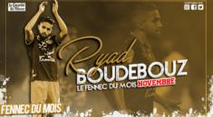 Fennec du mois – Novembre 2016 : Sacré Boudebouz !