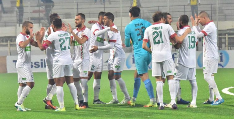 Amical : le MC Alger s'impose 4-0 en France