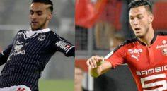 Ligue 1 : Bensebaini et Ounas sanctionnés par la LFP !