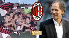 Baresi inaugure l'école de l'AC Milan en Algérie !
