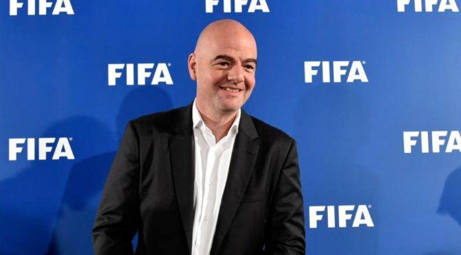 Coupe du monde : Infantino veut bannir les matchs nuls en phase de groupes