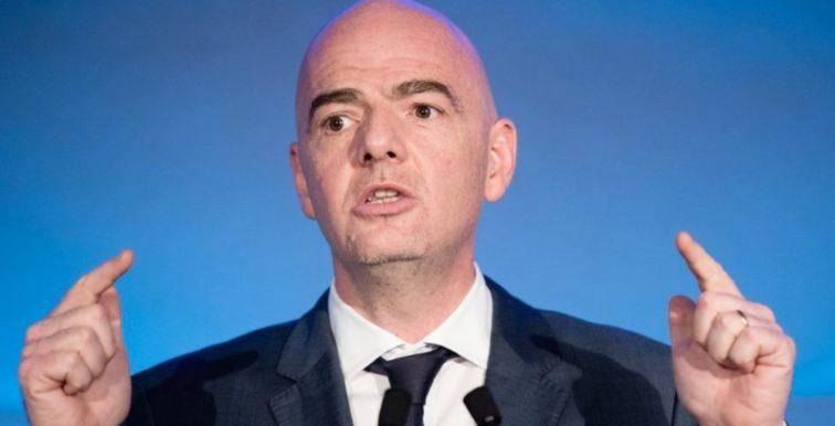 FIFA : le président Infantino candidat à sa réélection